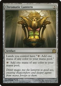 Chromatic Lantern, Magic, Return to Ravnica