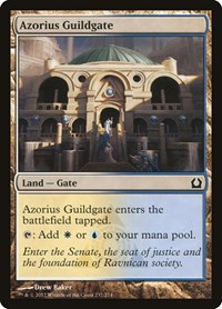 Azorius Guildgate, Magic: The Gathering, Return to Ravnica