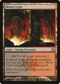 Blood Crypt, Magic: The Gathering, Return to Ravnica