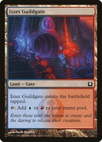 Izzet Guildgate, Magic: The Gathering, Return to Ravnica
