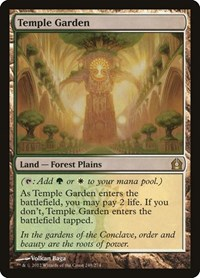 Temple Garden, Magic: The Gathering, Return to Ravnica