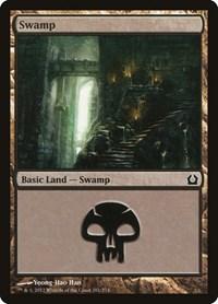Swamp (261), Magic: The Gathering, Return to Ravnica