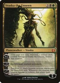 Vraska the Unseen, Magic: The Gathering, Return to Ravnica