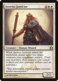 Azorius Justiciar, Magic: The Gathering, Return to Ravnica