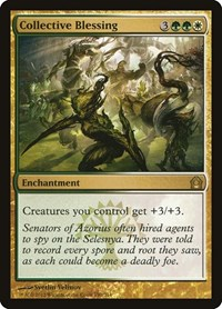 Collective Blessing, Magic: The Gathering, Return to Ravnica