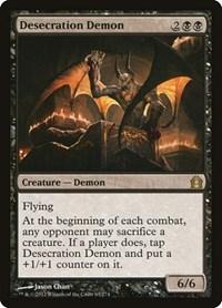 Desecration Demon, Magic: The Gathering, Return to Ravnica