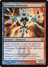 Nivmagus Elemental, Magic: The Gathering, Return to Ravnica