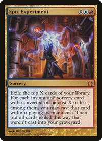 Epic Experiment, Magic: The Gathering, Return to Ravnica