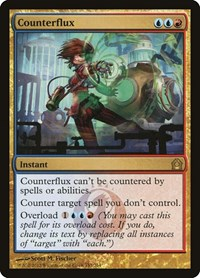 Counterflux, Magic: The Gathering, Return to Ravnica