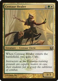 Centaur Healer, Magic: The Gathering, Return to Ravnica
