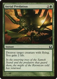 Aerial Predation, Magic: The Gathering, Return to Ravnica