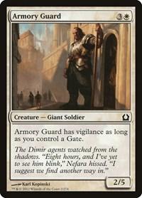 Armory Guard, Magic: The Gathering, Return to Ravnica