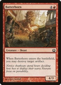 Batterhorn, Magic: The Gathering, Return to Ravnica