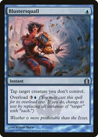 Blustersquall, Magic: The Gathering, Return to Ravnica