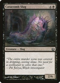 Catacomb Slug, Magic: The Gathering, Return to Ravnica