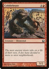 Cobblebrute, Magic: The Gathering, Return to Ravnica
