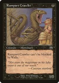 Rampart Crawler, Magic: The Gathering, Mercadian Masques