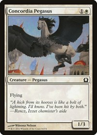 Concordia Pegasus, Magic: The Gathering, Return to Ravnica