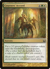Coursers' Accord, Magic: The Gathering, Return to Ravnica