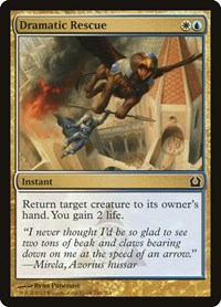 Dramatic Rescue, Magic: The Gathering, Return to Ravnica