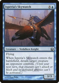 Isperia's Skywatch, Magic: The Gathering, Return to Ravnica