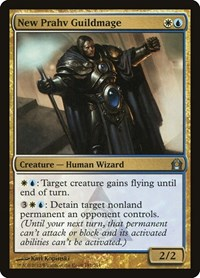 New Prahv Guildmage, Magic: The Gathering, Return to Ravnica