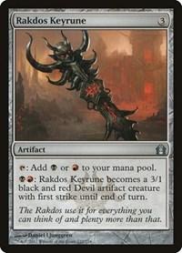 Rakdos Keyrune, Magic, Return to Ravnica