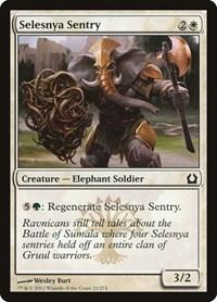 Selesnya Sentry, Magic: The Gathering, Return to Ravnica