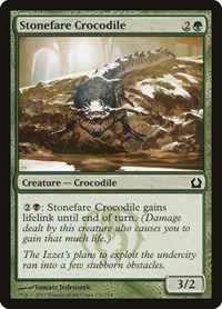 Stonefare Crocodile, Magic: The Gathering, Return to Ravnica