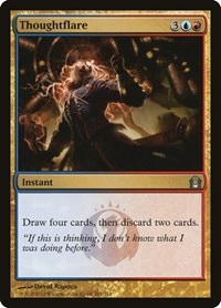 Thoughtflare, Magic: The Gathering, Return to Ravnica
