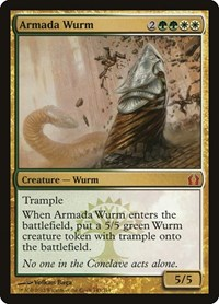 Armada Wurm, Magic: The Gathering, Return to Ravnica