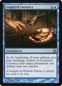 Conjured Currency, Magic: The Gathering, Return to Ravnica