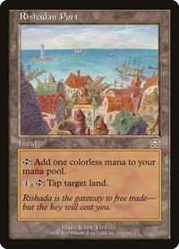 Rishadan Port, Magic, Mercadian Masques