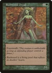Rushwood Dryad, Magic, Mercadian Masques