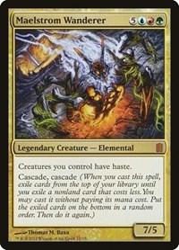 Maelstrom Wanderer, Magic: The Gathering, Commander's Arsenal