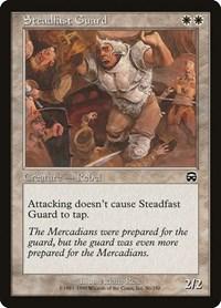 Steadfast Guard, Magic: The Gathering, Mercadian Masques