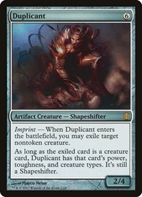 Duplicant, Magic: The Gathering, Commander's Arsenal