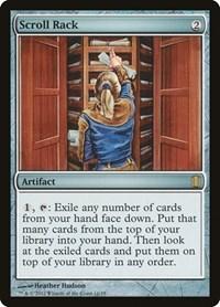 Scroll Rack, Magic: The Gathering, Commander's Arsenal