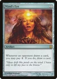 Mind's Eye, Magic: The Gathering, Commander's Arsenal