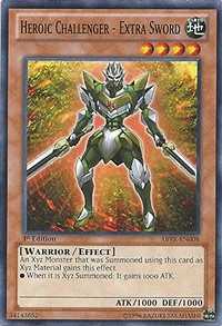 Heroic Champion-Gandiva ☻ ULTRA RARE ☻ ABYR it042 ☻ YUGIOH ANDYCARDS