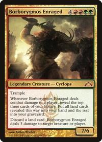 Borborygmos Enraged, Magic, Gatecrash