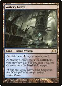 Watery Grave, Magic: The Gathering, Gatecrash