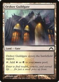 Orzhov Guildgate, Magic: The Gathering, Gatecrash
