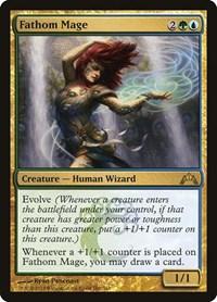 Fathom Mage, Magic, Gatecrash