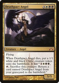 Deathpact Angel, Magic: The Gathering, Gatecrash