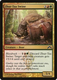 Zhur-Taa Swine, Magic: The Gathering, Gatecrash