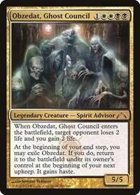 Obzedat, Ghost Council, Magic: The Gathering, Gatecrash
