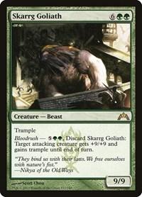 Skarrg Goliath, Magic: The Gathering, Gatecrash