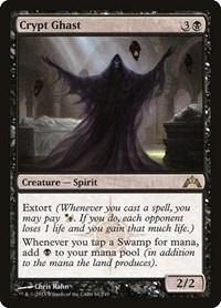 Crypt Ghast, Magic: The Gathering, Gatecrash