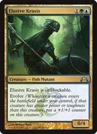 Elusive Krasis, Magic: The Gathering, Gatecrash